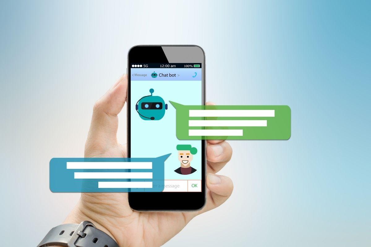 Chatbot na empresa